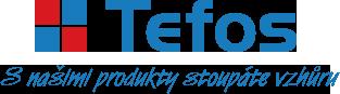 Tefos - S našimi produkty stoupáte vzhůru